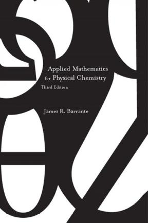 Applied mathematics for physical chemistry 3rd edition rent applied mathematics for physical chemistry 3rd edition fandeluxe Image collections