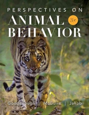Perspectives on animal behavior 3rd edition rent 9780470045176 perspectives on animal behavior 3rd edition fandeluxe Choice Image