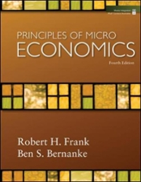 Principles of Microeconomics (4th) edition 0073362662 9780073362663