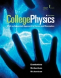 College Physics  With an Integrated Approach to Forces and Kinematics