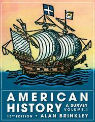 American History A Survey Pdf