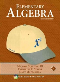 Elementary Algebra (4th) edition 9780134556604 0134556607