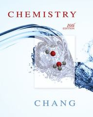 Chemistry 10th edition 9780077274313 0077274318