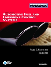 Automotive Fuel and Emissions Control Systems (2nd) edition 9780135054819 0135054818