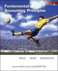 MP Fundamental Accounting Principles with Best Buy Annual Report 19th edition 9780077303204 0077303202