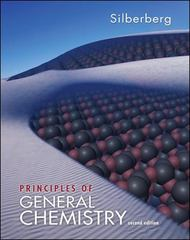 Principles of General Chemistry 2nd edition 9780073511085 0073511080
