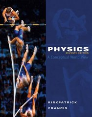 Physics 7th edition 9781111782818 1111782814