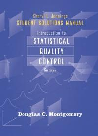 student solutions manual to accompany introduction to statistical rh chegg com solution manual quality control 5th edition solution manual quality control 5th edition