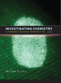Investigating Chemistry 2nd edition 9781429209892 1429209895