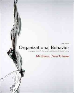 Organizational behavior 5th edition rent 9780073381237 chegg organizational behavior 5th edition fandeluxe Image collections