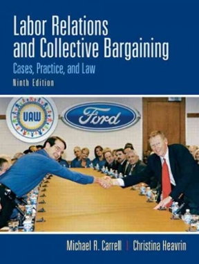 labor relations and collective bargaining Labor relations collective bargaining agreements bargaining union, salary  scale, term of agreement committee of interns and residents hs, 11/01/2017 .