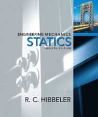 Engineering Mechanics (12th) edition 0136077900 9780136077909