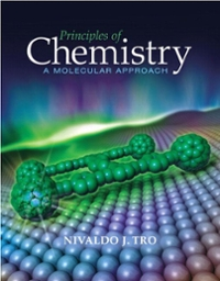 Principles of Chemistry 1st edition 9780321560049 0321560043