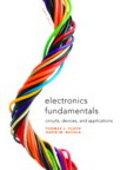 Electronics Fundamentals 8th edition 9780135072950 0135072956