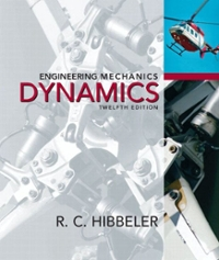 Engineering Mechanics (12th) edition 0136077919 9780136077916
