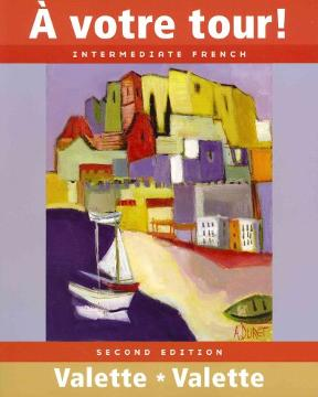 A votre tour intermediate french intermediate french 2nd edition intermediate french 2nd edition 9780470424230 0470424230 fandeluxe Images