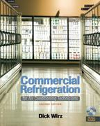 Commercial Refrigeration 2nd edition 9781428335264 1428335269