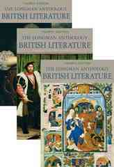 The Longman Anthology of British Literature, Volumes 1A, 1B, and 1C 4th Edition 9780205693337 0205693334