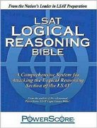 LSAT Logical Reasoning Bible 1st Edition 9780980178258 0980178258