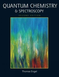 Quantum Chemistry &.Spectroscopy (2nd) edition 0321615042 9780321615046