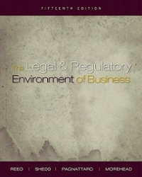 The Legal and Regulatory Environment of Business 15th edition 9780073377667 007337766X